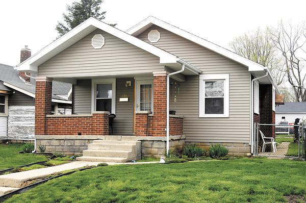 Houses named in suit against Roger Shoot-424 W. 21st St.