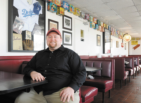 Jeff O'Connor is the new owner of Hamburger High on 38th Street. The diner will be having a grand re-opening on Friday and Saturday. (April 5th and 6th)