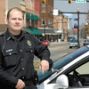 Elwood Police officer John Davis is the department's hispanic interpreter.