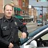 Elwood Police officer John Davis is the department's hispanic interpreter.