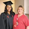 Toni Wilson and MS Clinic Coordinator Roxanne Kluesner pose for a photo at St. Vincent Anderson. Wilson completed her college degree while fighting MS. To purchase this photo or other photos produced by The Herald Bulletin staff, visit heraldbulletin.smugmug.com.
