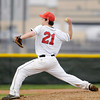 Frankton faced Liberty Christian in the second of the Nick Muller Memorial Baseball Tournament at Pendleton on Wednesday.