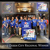Team Roboto 447  prepares to go the nationals later this month with this years robot, Radio Flyer.