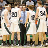 Pendleton Heights faced Richmond in the New Castle sectional semi-final on Friday.