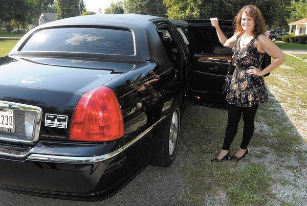 "Tawny Rumler, of Anderson, gets ready to take a limousine to Indianapolis for a makeover that she won. Her new look will be revealed during Sunday's Style Show titled ""Rockin' the Runway … I have MS … MS does not have me,"" sponsored by Soiree's By Vershay. The 2 p.m. style show, which is open to the public, will be at Hoosier Park Racing & Casino and is a benefit for The Paul Fangman Jr. Foundation, a non-profit organization ( <a href=""http://www.pfjrfoundation.org"">http://www.pfjrfoundation.org</a>) providing mentorship, health education and grants to impact the lives of individuals battling Multiple Sclerosis. Liz Dixson who is a radio personality from Radio One's 1310 The Light is the emcee for the event. Tickets are $25 for general admission and $35 for VIP admission. They can be purchased at the door, at Keybank on Scatterfield, or online at  <a href=""http://www.pjrfoundation.org/upcoming-events"">http://www.pjrfoundation.org/upcoming-events</a>. For information contact Veronica Watkins at soireesbyvershay@yahoo.com or (765)810-7598."