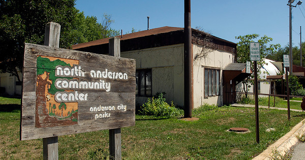 City closes the North Anderson Community Center & the PAL Club.