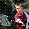John P. Cleary | The Herald Bulletin<br /> MC tennis tourney championship: Lapel vs Alexandria.
