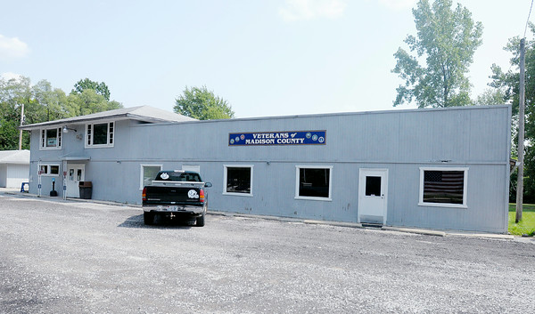 Don Knight | The Herald Bulletin<br /> Veterans of Madison County Club on East 10th Street in Anderson is open again after financial trouble temporarily closed the club in 2013.