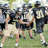 lapel football