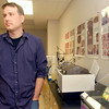 John P. Cleary | The Herald Bulletin<br /> Anderson University professor of chemistry and physics Scott Kennedy is taking a leave of absence from teaching for this academic year to work at Google's secret research laboratory in California. After spending the summer at Google they offered Kennedy a permanent job.