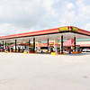 Don Knight | The Herald Bulletin<br /> A suspect attempted to rob four locations in Daleville and Anderson early Tuesday morning including the Pilot Travel Center at 15876 West Commerce Road.