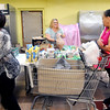 John P. Cleary | The Herald Bulletin<br /> Operation Love's food pantry helps many members of the community.