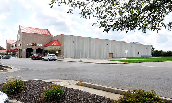 John P. Cleary | The Herald Bulletin Pay Less at Cross Street Market Place plans a 40,000 square foot expansion of their store plus additional retail space that will run to the north and west of the current store.