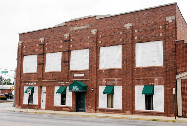 Don Knight | The Herald Bulletin<br /> Oakley Brothers Distillery opened in Edgewood in 2013. The business has grown and will be moving into the former Norton law offices downtown.