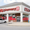 Don Knight | The Herald Bulletin<br /> A suspect attempted to rob four locations in Daleville and Anderson early Tuesday morning including the CVS at 265 South Scatterfield.