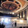 John P. Cleary |  The Herald Bulletin<br /> Branden Holder and Brent Doster want to renovate the State Theater and make it an entertainment center.