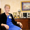 Don Knight | The Herald Bulletin<br /> Marlene Carey, who has led the marketing communications and public relations activities at St. Vincent Anderson for 33 years and a St. Vincent associate for almost 41 years, is retiring.