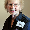 John P. Cleary | The Herald Bulletin<br /> Nancy Jones volunteers as the pharmacy manager for Operation Love. For Hometown Heroes.