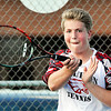 John P. Cleary | The Herald Bulletin<br /> Shenandoah vs Frankton is boys tennis.