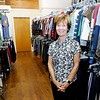 Don Knight | The Herald Bulletin<br /> Pam Jones spent most of her career as an administrator for several nonprofits, and in retirement now volunteers at Outfitters in Pendleton.