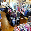 Don Knight | The Herald Bulletin<br /> A number of local organizations provide monetary donations to help buy new clothing items and donations are always welcome at Outfitters in Pendleton.