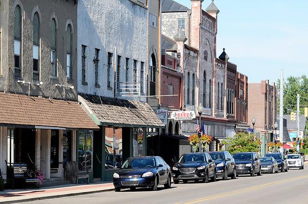 Don Knight | The Herald Bulletin<br /> As Pendleton grows residents want to keep the small town feel.
