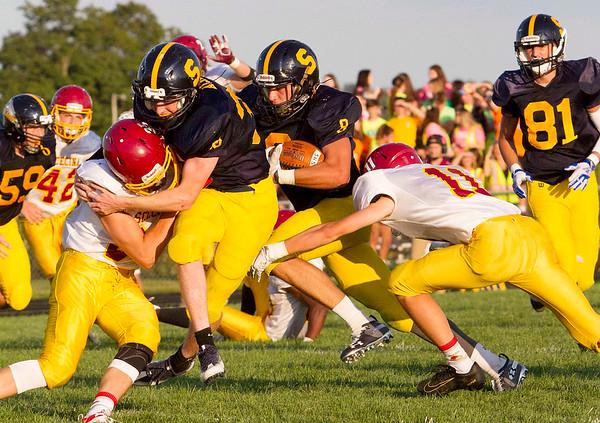 Shenandoah football