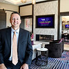 John P. Cleary | The Herald Bulletin<br /> Trent McIntosh, senior vice president and general manager of Enterprise Services for Caesars Entertainment, in the new VIP Laurel lounge inside the casino.