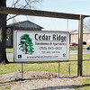 Cedar Ridge is one of 16 of properties in the city working with the Anderson Police DepartmentÕs crime-free multihousing program to discourage crime and make the cityÕs apartments safer.