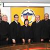 Angela Sims sworn in. photos by Stu