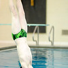 Anderson's Dylan McCammon dives as Pendleton Heights hosted Anderson on Thursday.
