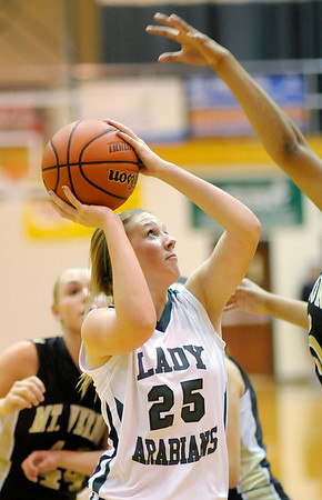 Pendleton Heights hosted Mt. Vernon on Saturday.