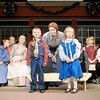 "Don Knight / The Herald Bulletin<br /> Ovid Community Church held a dress rehearsal of ""The Christmas Miracle of Jonathon Toomey"" on Thursday. The first musical adaptation of the best-selling childrenís book will be presented  Dec. 6-8 at Ovid Community Church."