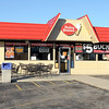 Don Knight / The Herald Bulletin<br /> Dairy Queen on 53rd street in Anderson is temporarily closed.