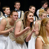 "THB photo/John P. Cleary<br /> The Lapel High School Music Department presented their annual holiday show, ""Celebrate Christmas."""