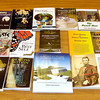 THB photo/John P. Cleary<br /> This is a sampling of some of the books that local authors have written and will be at the Anderson Public Library's sixth annual Local Authors Fair and Book Signing to be held this Friday and Saturday at the library.