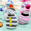 John P. Cleary |  The Herald Bulletin<br /> These little snowmen were one of the items for sale at the Alexandria Intermediate School Kidpreneur Holiday Market.