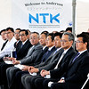 John P. Cleary |  The Herald Bulletin    File photo<br /> NTK Precision Axle Corp. held the official groundbreaking ceremony Wednesday, June 7, 2017, for their new $98 million, 300,000 square-foot production facility being built in Anderson.