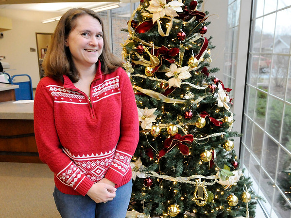Don Knight   The Herald Bulletin<br /> Rhonda Sparks shares her memories of Christmas in the 80s.