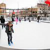 Don Knight | The Herald Bulletin<br /> The skating rink at Dickmann Town Center will be open every day until Jan. 19 except for Christmas Day and New Year's Day. Skates are available as part of the free event.