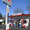 John P. Cleary | The Herald Bulletin<br /> Day's Marathon Service in Middletown is one of the last service stations to offer full service to it's customers.