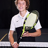 Jesse McCurdy of Lapel HS, THB's Boys Tennis AOY.