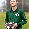 Brennan Jones of Pendleton Hts. is Boys Soccer Athlete of the Year.