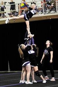 Cheer competition