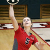 Kate Sperry of Frankton HS, THB's Volleyball Athlete of the Year.