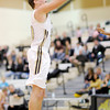 Lapel's Drew Norton shoots as the Bulldogs hosted the Cardinal Ritter Raiders on Friday.