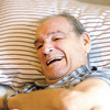 Hospice patient Cecil Spearman.