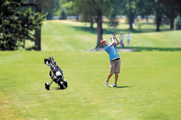 THB FILE PHOTO: The Madison County Junior Golf Tour played at Grandview on Wednesday.