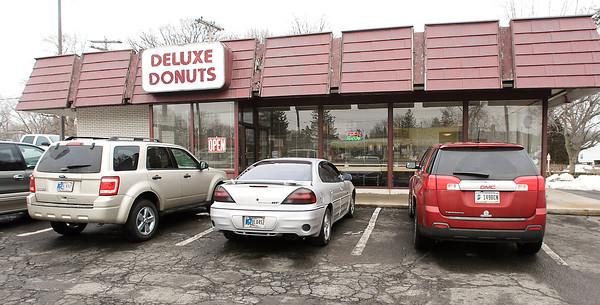 THB photo/John P. Cleary<br /> Deluxe Donuts,a Best Of winner.