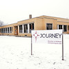 Don Knight / The Herald Bulletin<br /> Members of the former Lindberg Road Church have been remodeling the former Meadowbrook School on 37th Street since September to turn it into their new home, Journey Church. Their first service in their new building will be this Sunday.
